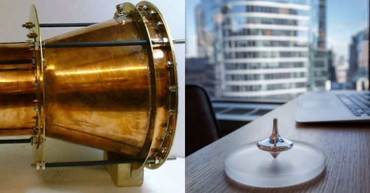 9 Objects Invented to Defy Physics