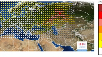 Nuclear Clouds Over Europe Declared Safe by French Nuclear Safety Institute
