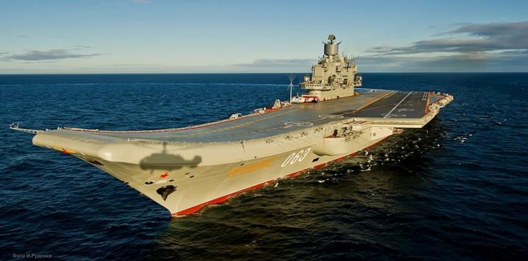 Admiral Kuznetsov, Russian Federation