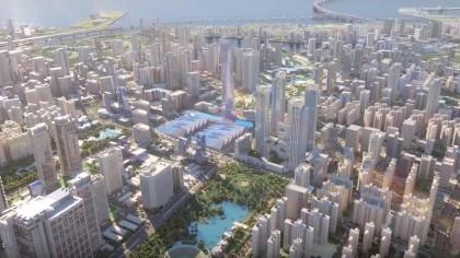 Discover Songdo, the $35 Billion South Korean City Built to Banish Cars