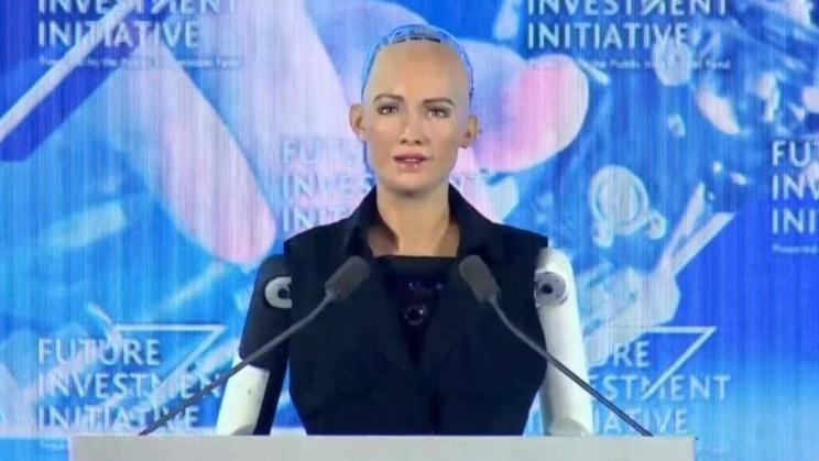 Sophia the AI Robot Wants to Start an AI Family