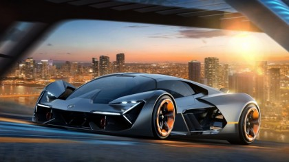 """Lamborghini Team up with MIT to Develop a """"Self-Healing"""" Electric Supercar"""