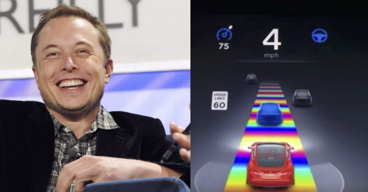 Tesla Owners Set to Get Some Easter Eggs for The Holidays