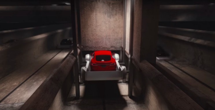 Musk Scraps Plans For Tunnel Under L.A