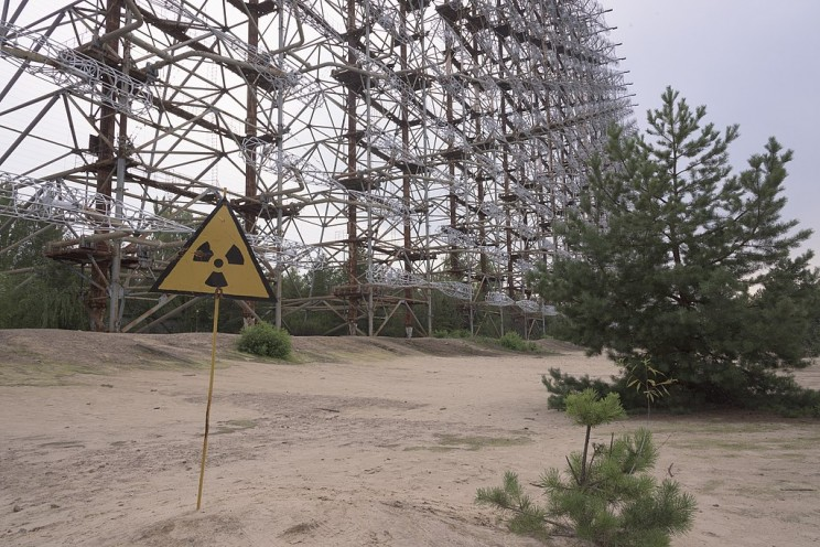 Chernobyl Nuclear Site Hosts First Ever Art Event Since Disaster
