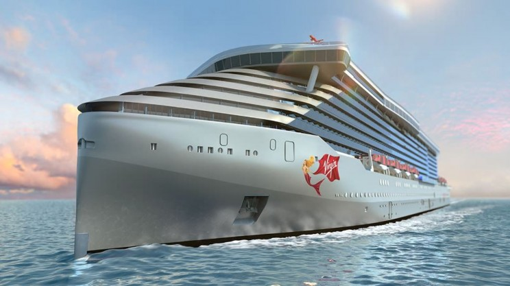 Virgin Voyages Reveals the Design of Its First Cruise Liner