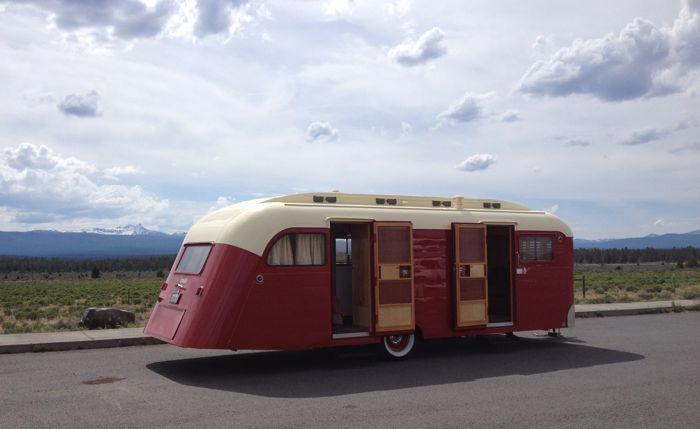 Camping With a Luxurious Twist: Check Out These Renovated Vintage