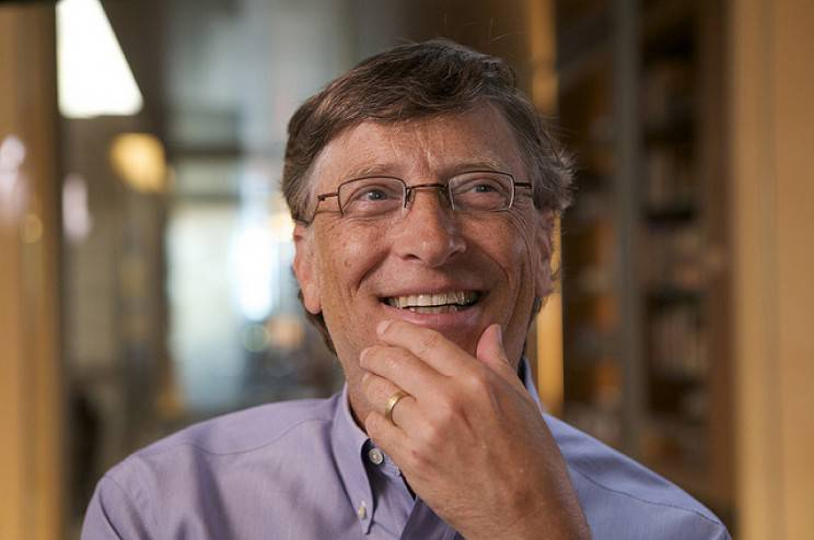 25 Richest Engineers Bill Gates