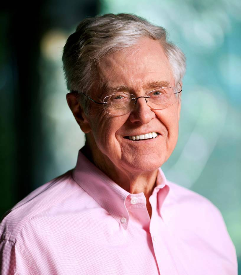 25 Richest Engineers Charles Koch