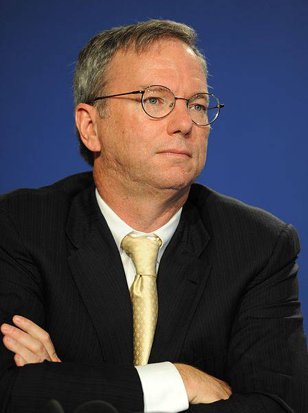 25 Richest Engineers Eric Schmidt