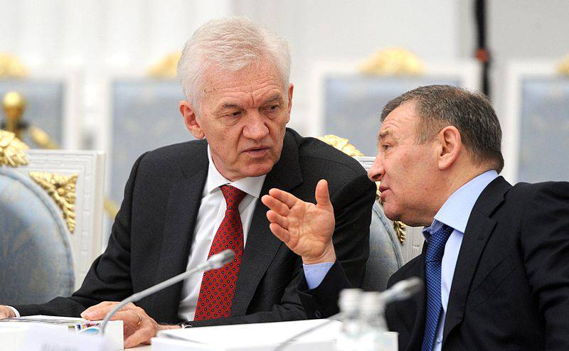 25 Richest Engineers Gennady Timchenko