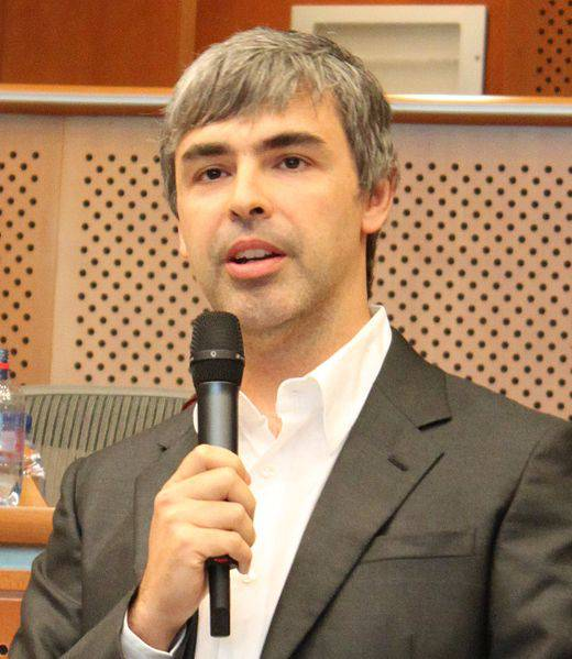 25 Richest Engineers Larry Page