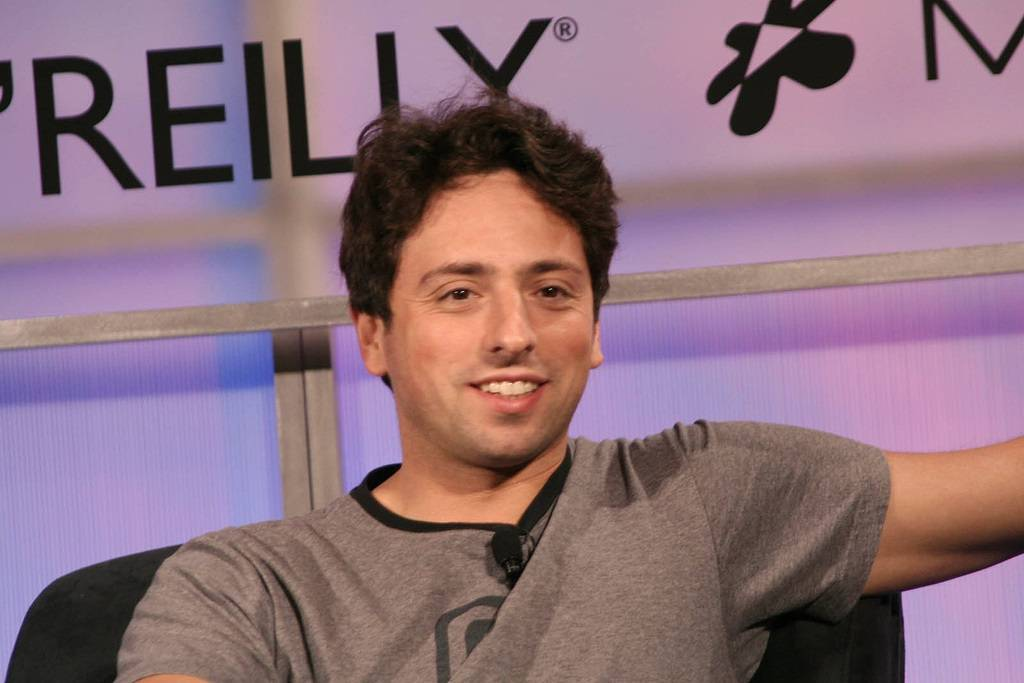 25 Richest Engineers Sergey Brin