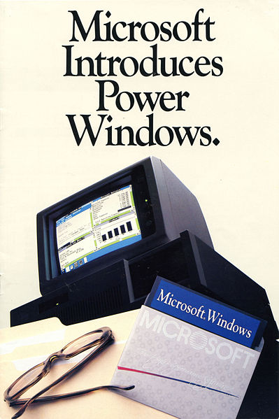 Bill Gates Window 1.0
