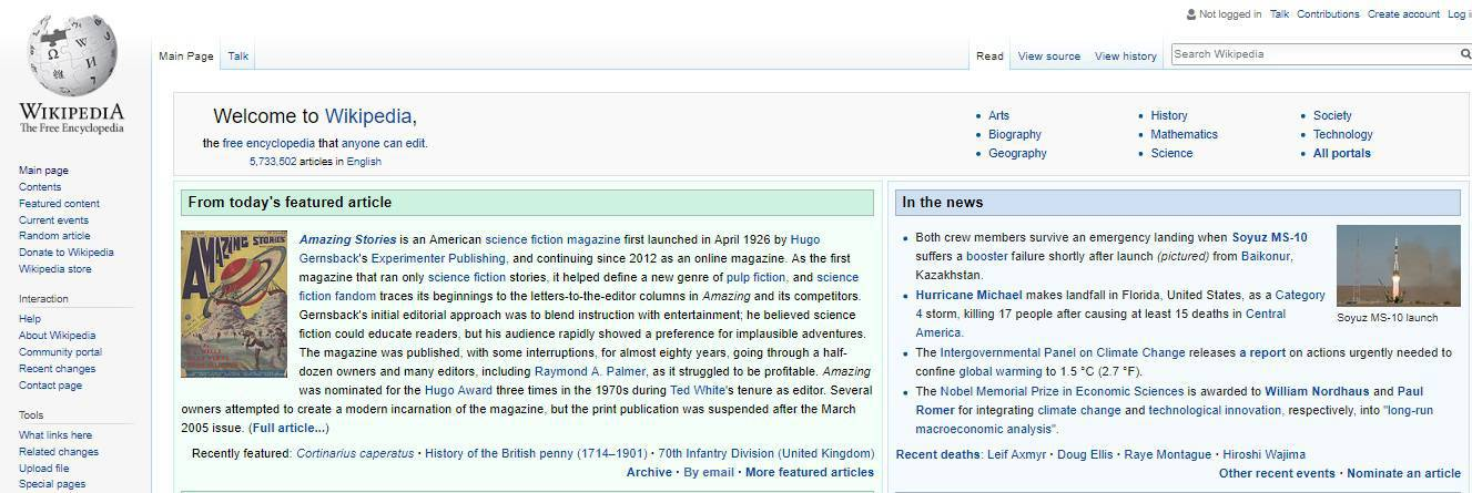 History of Social Media Wikipedia