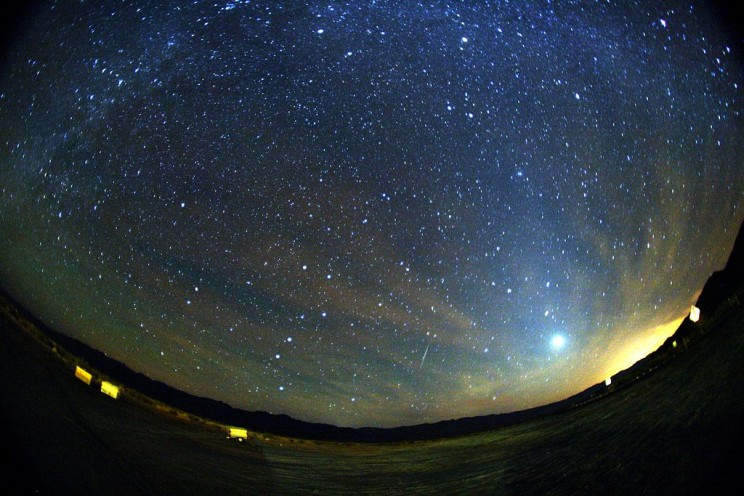 One of the World's Best Meteor Showers Continues its Nighttime Show