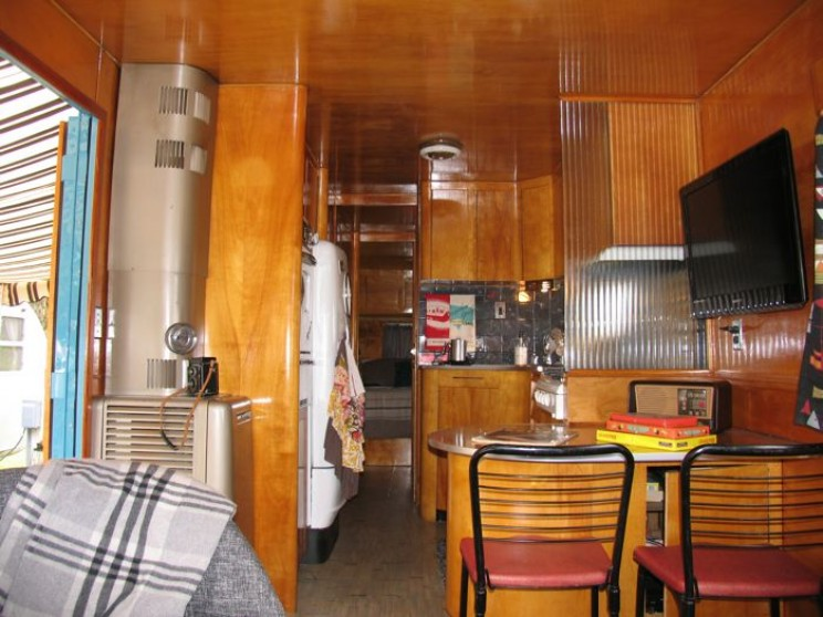 Camping With a Luxurious Twist: Check Out These Renovated Vintage Trailers