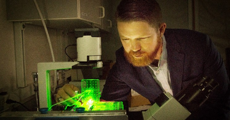 Today, Doctors Can 3D Print Human Tissue, Ligaments, and Tendons