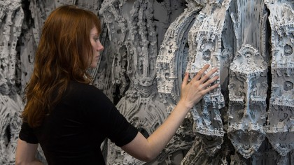 These 8 Artists Are 3D Printing Masterpieces