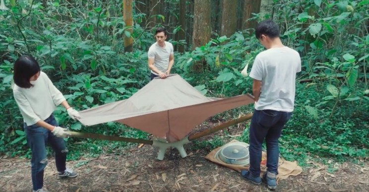 These Students Have Created a System That Conjures Water Literally out of Thin Air