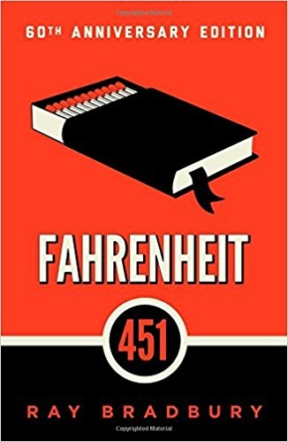 You Have to Burn the Pages to Read This Edition of Fahrenheit 451