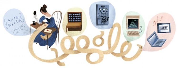 Ada Lovelace day Google