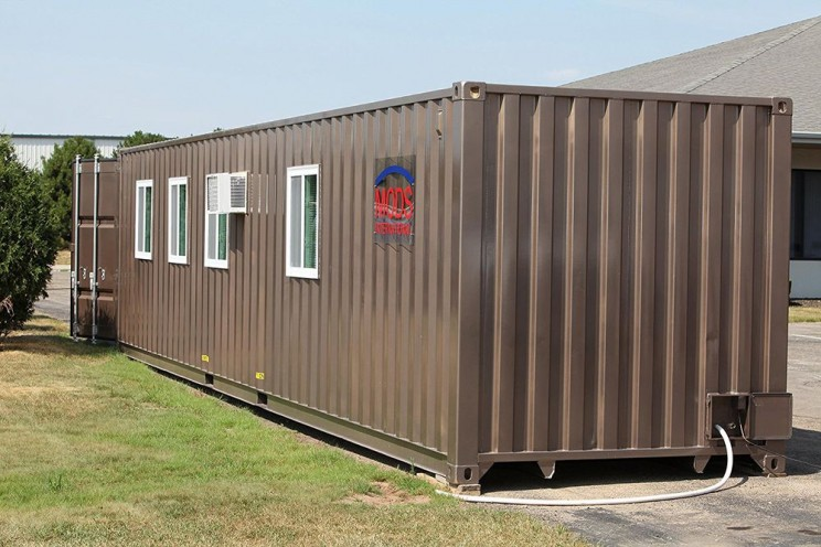 You Can Now Order a Shipping Container House on Amazon