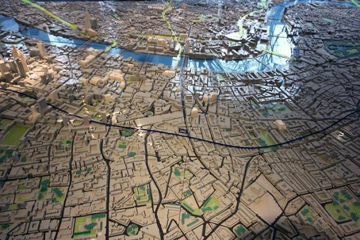 Biggest City Models London 2