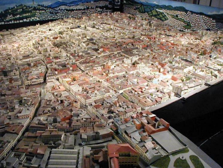 Biggest City Models Quito