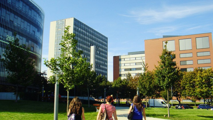 Czech Technical University Campus