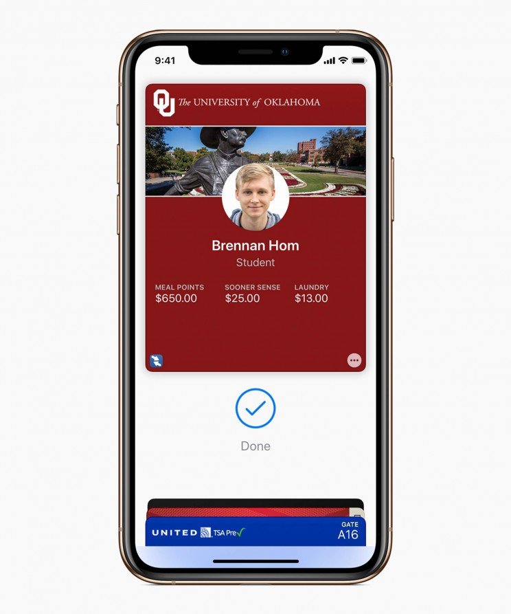 Apple Adds Student ID Cards to Apple Wallet for Quick Access Around Campuses