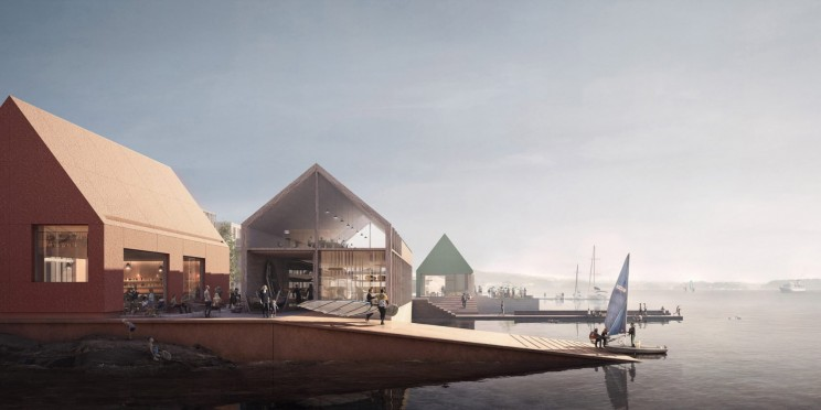 Oslo Is Getting a New Aquarium and Its Dome Design Is Stunning