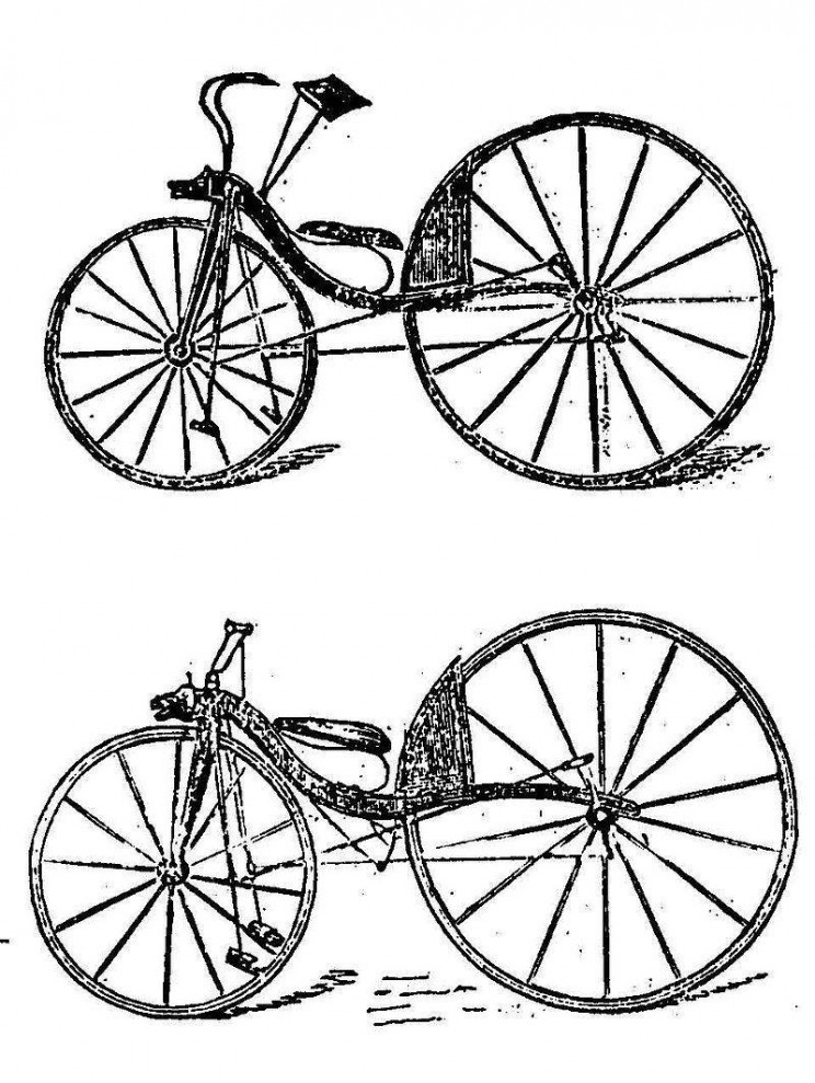 scottish inventions bicycle