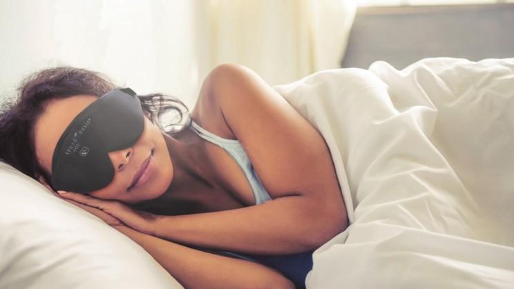 Innovative Sleep Mask Uses Light Technology to Send You to Sleep