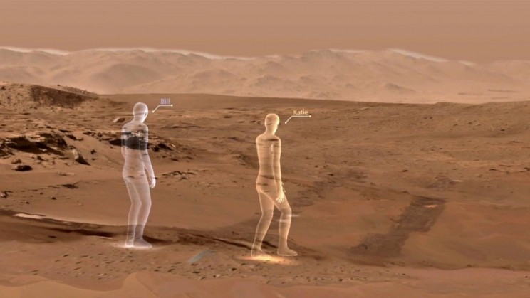 Google and NASA Give You an Incredible Virtual Tour of Mars