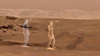 Google and NASA Give You an Incredible Virtual Tour of Mars