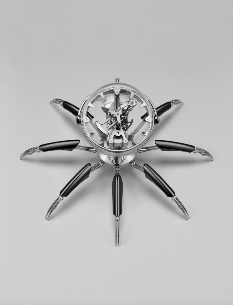 This $36,000 Mechanical Table Clock Is for the Person Who Has Everything