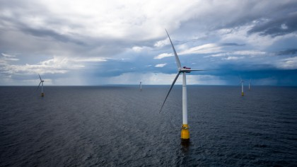 Scotland Officially Opens the World's First Ever Floating Wind Farm