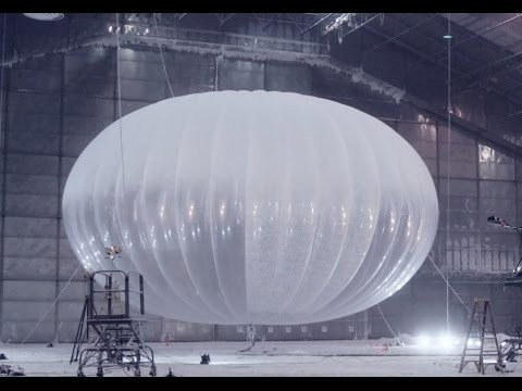 Project Loon Steps in to Restore Wireless Service in Puerto Rico