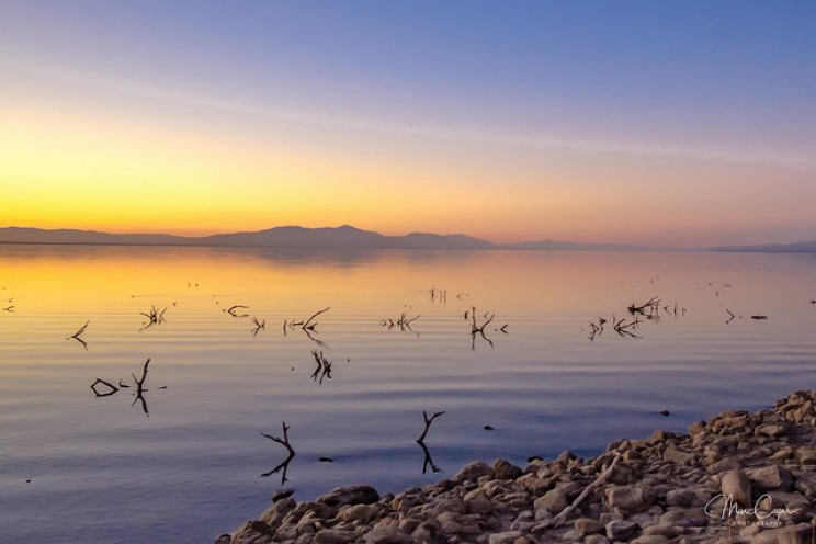 Salton Sea and Slab City