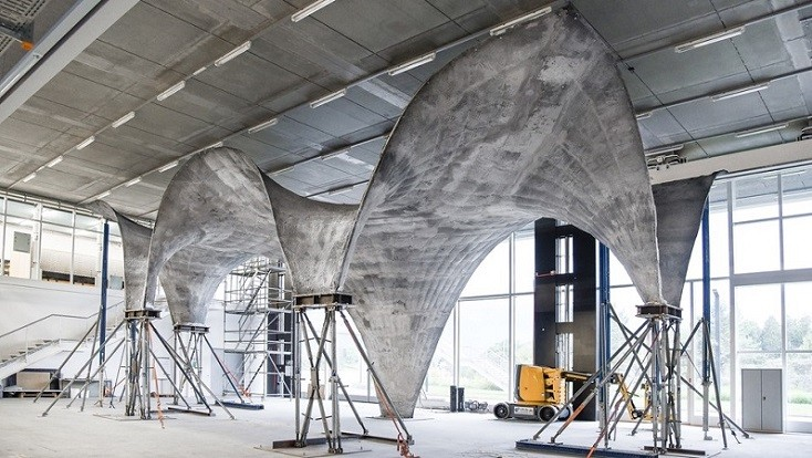 Scientists Develop a Concrete Roof That Generates and Stores Energy