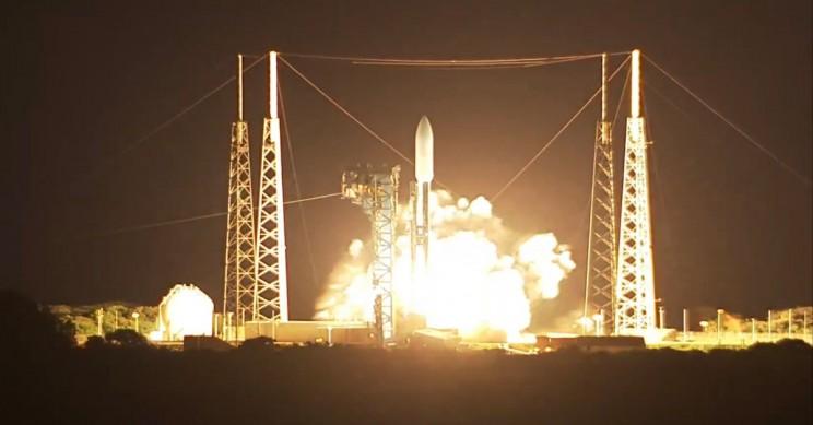 United Launch Alliance's Atlas V Sends Up New $1.8 Billion US Military Satellite