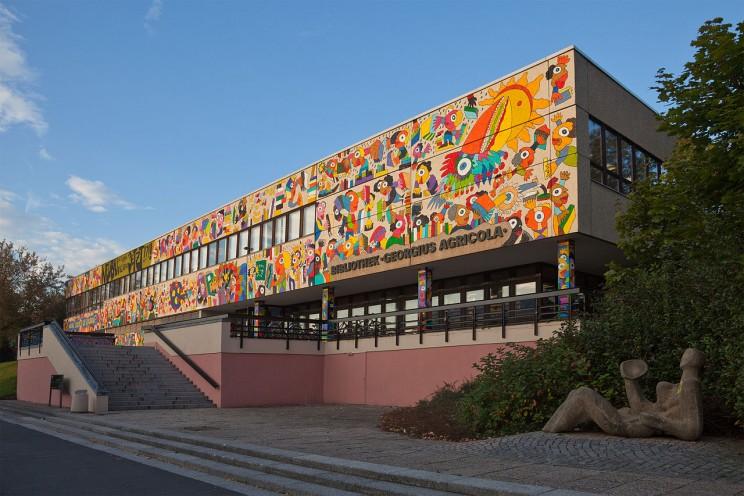 Freiberg University Library