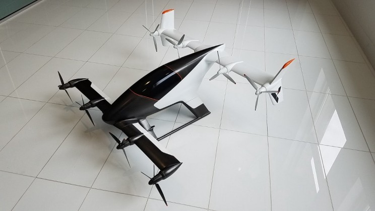 Vahana Is An Autonomous Air Taxi That Could Be In Cities By 2020