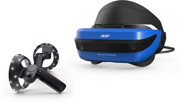 Microsoft Slides Into the Virtual Reality Market with its New Mixed Reality Headsets