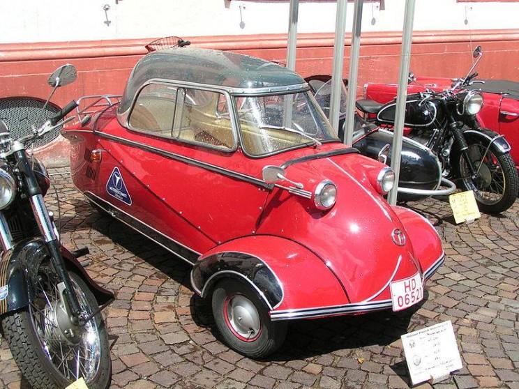 World's smallest cars KR200