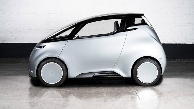 World's smallest cars Uniti One