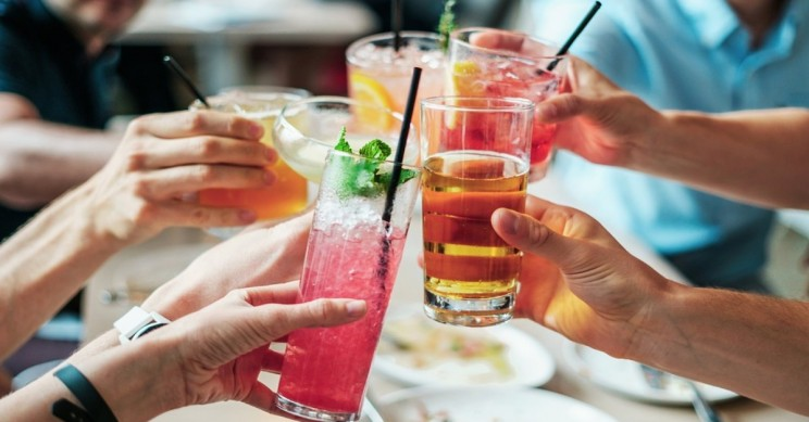 Even 'Just a Few Drinks' Shape How Humans Remember Events