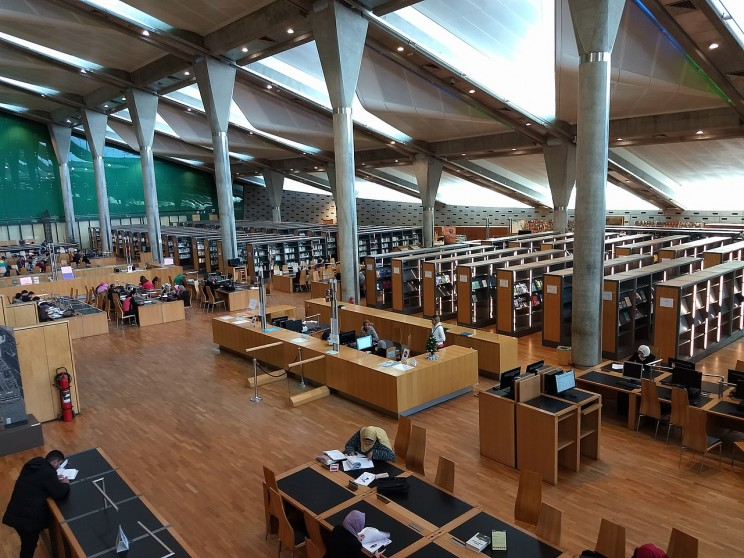 Bibliotheca Alexandrina, Alexandria, Egypt