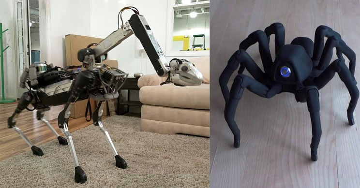 11 Amazing Animal-Inspired Robots